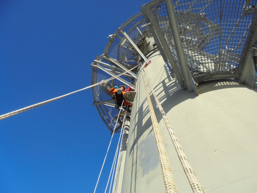 Rope Access Specialists In Edinburgh Glasgow Dundee